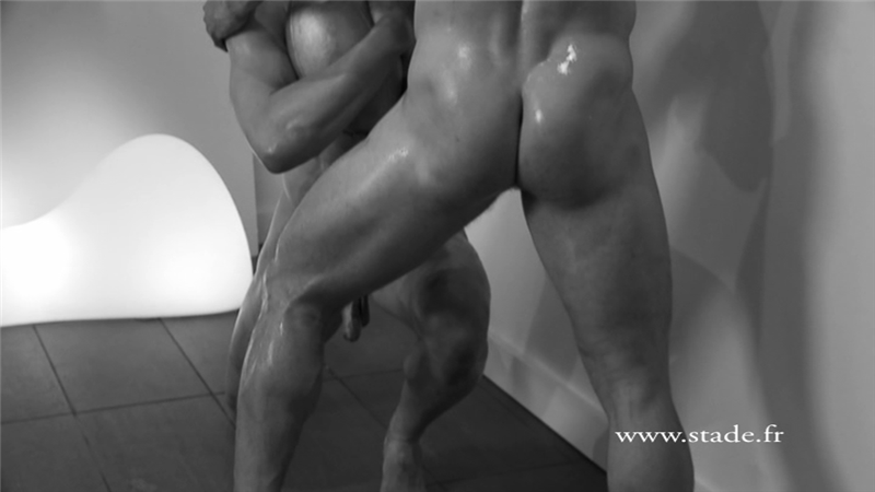 thom evans naked making off dieux du stade tony duran 2010