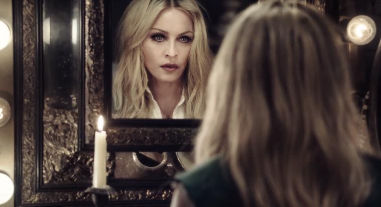 Madonna e sua Cidade Fantasma