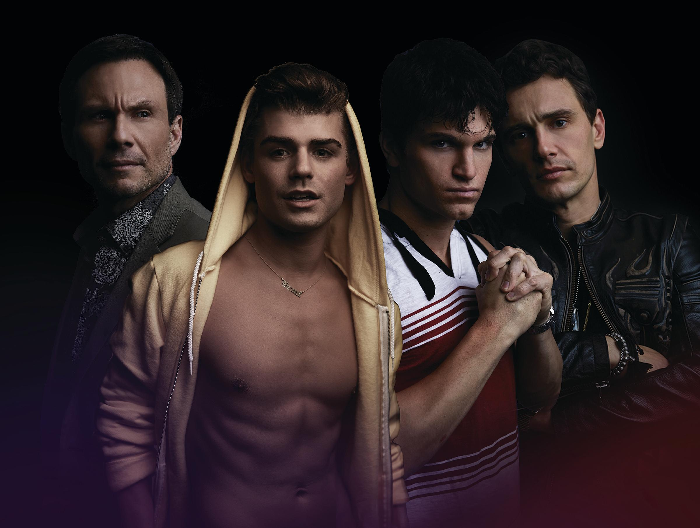 "Saiu o trailer do thriller pornô ""King Cobra"" com James Franco!"