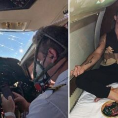 """""""Talvez eu seja gay"""", diz Diplo após passar por emergência em avião"""