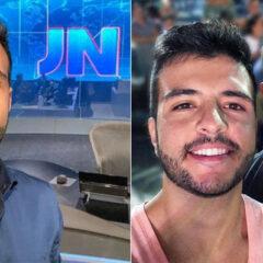 Perto de sua estreia no Jornal Nacional, jornalista da Globo assume namoro com militar